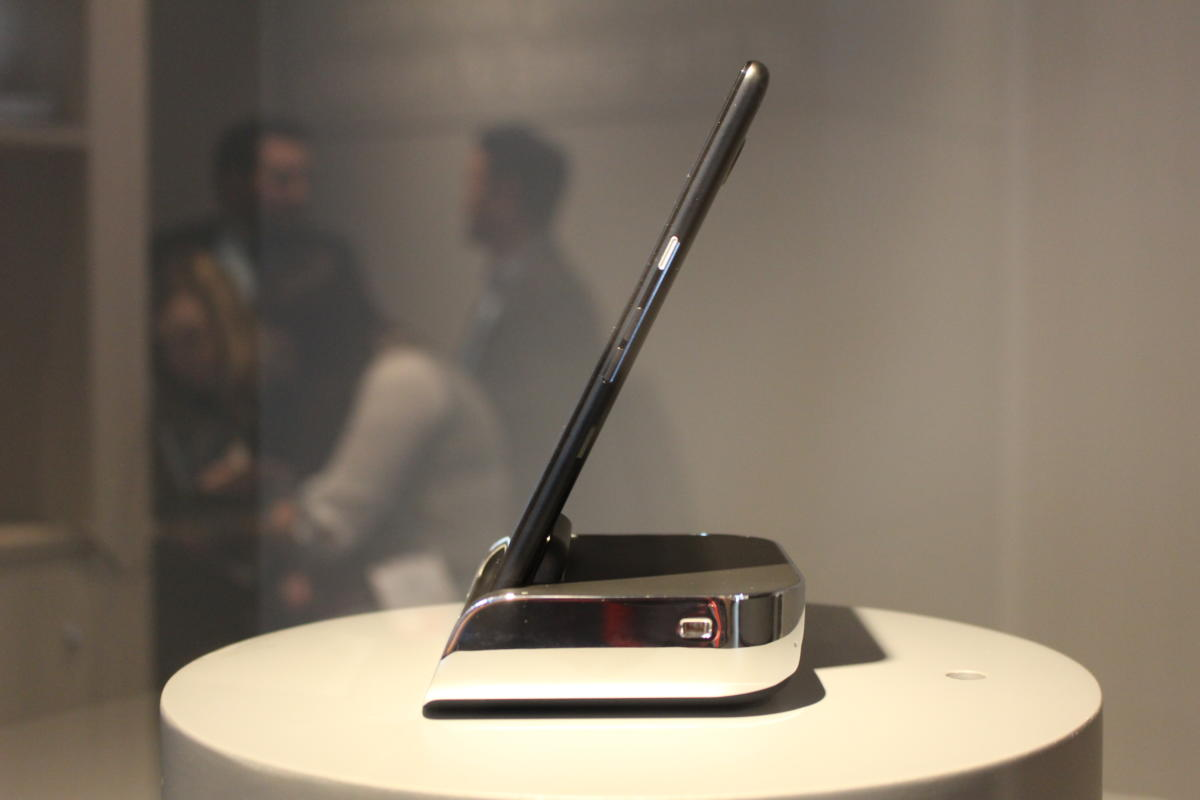 hp elite x3 concept full side