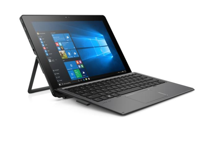 HP's Pro x2 convertible takes on the iPad with vertical accessories