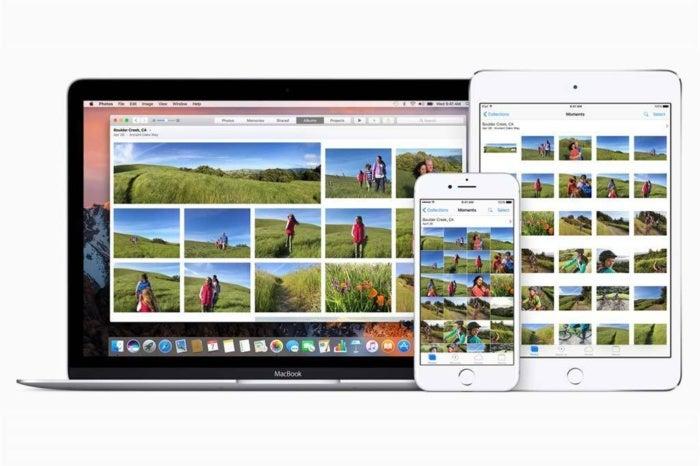Apple, iOS, iCloud