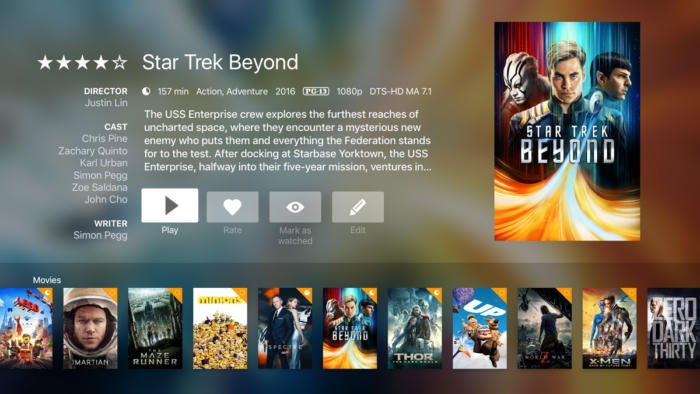 infuse 5 apple tv title detail