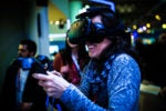 Intel showed how 5G networking will power VR and self-driving cars