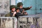 israeli soldiers phone