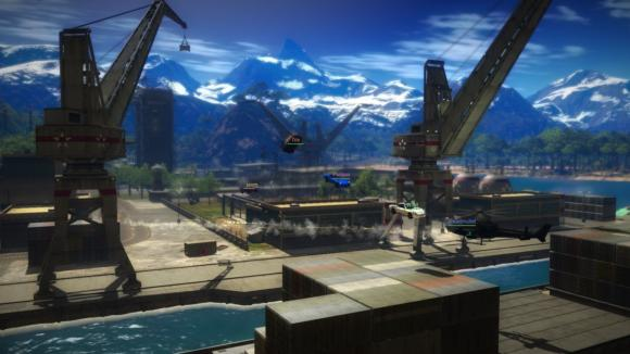 just cause 2 multiplayer
