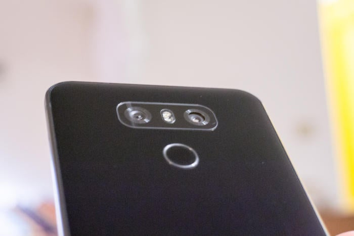 A closer look at the LG G6's fancy dual camera features