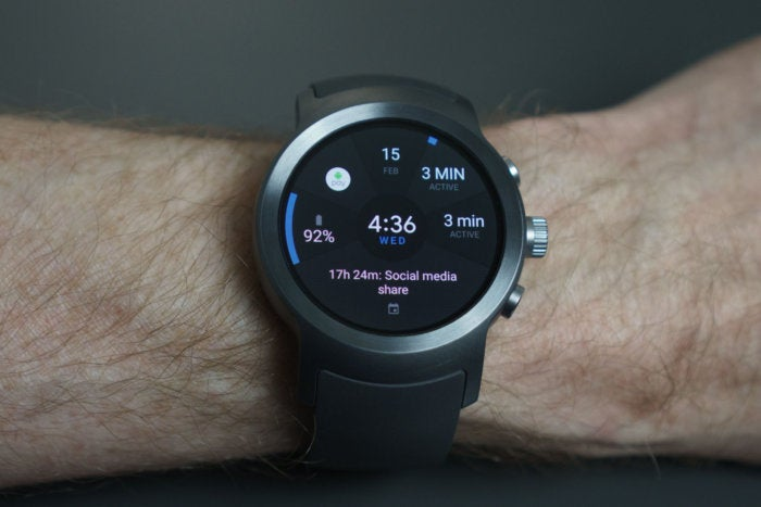 LG Watch Sport review: Not the watch Android Wear needs ...