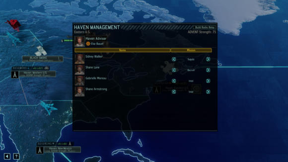 long war 2 haven management