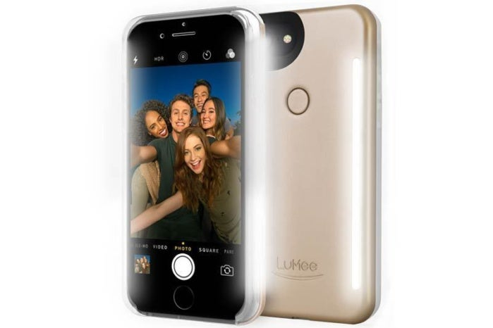 buy popular 277ca 26666 LuMee Duo review: Let there be light, and with this iPhone case ...