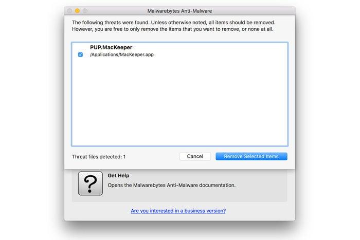 malwarebytes mackeeper