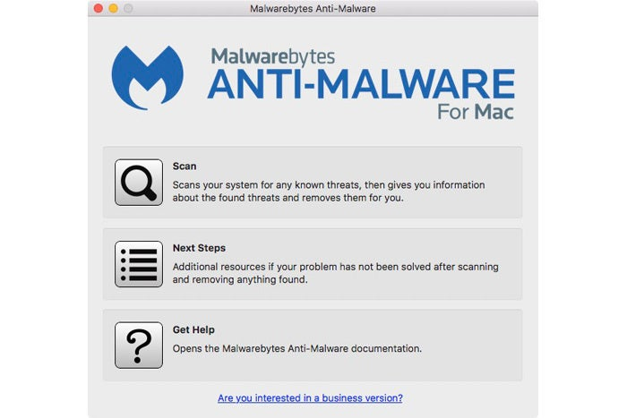 malwarebytes panel