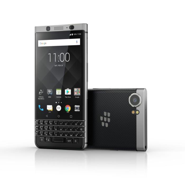 BlackBerry KeyOne smartphone merc_11_onwhite