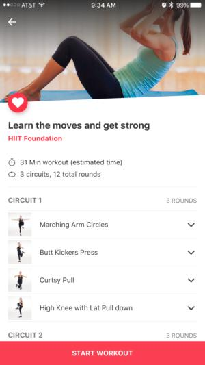 moov hr sweat circuit