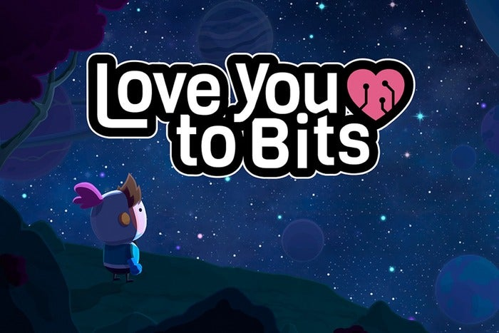 photo image Love You to Bits is a charming tale of reconstructed love