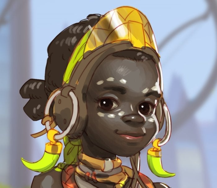 Overwatch - Efi Oladele