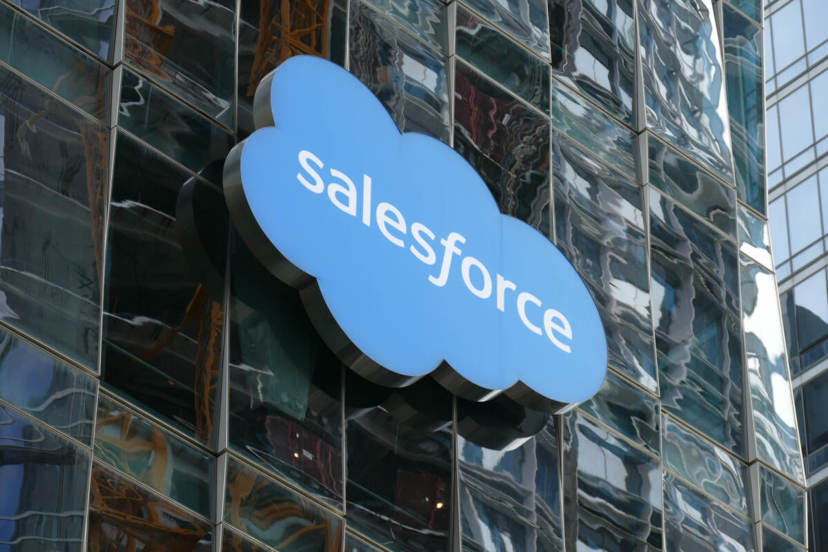 Salesforce targets public clouds with Hyperforce