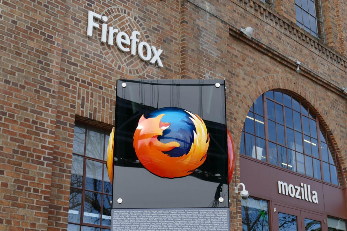 What's in the latest Firefox update? Support for in-browser