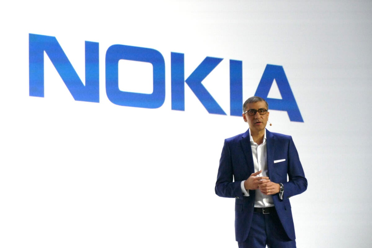 Cloud companies are eyeing cell services, Nokia CEO says