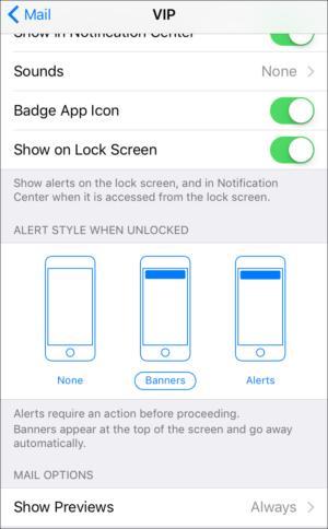 privatei vip previews lock screen
