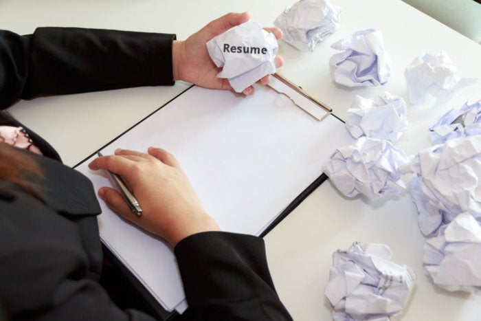 how to fix 3 common resume mistakes cio