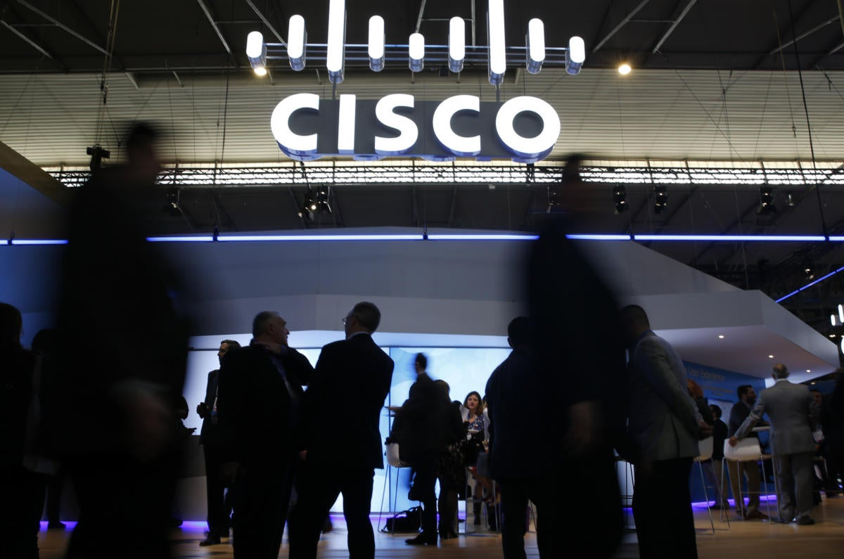 Stock On the Run: Cisco Systems, Inc. (NASDAQ:CSCO)