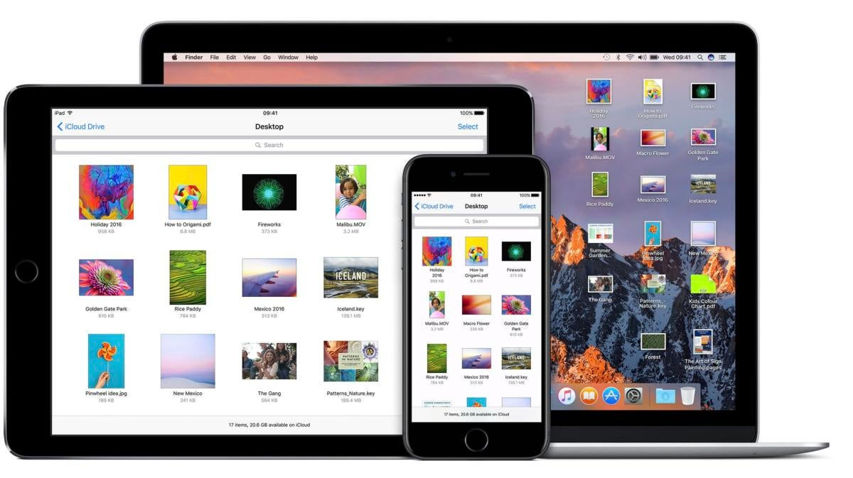 Apple, iOS, macOS, iCloud, iCloud Drive, online, online storage, iPhone, iPad, Windows, Mac