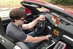 Doom on a Porsche 911