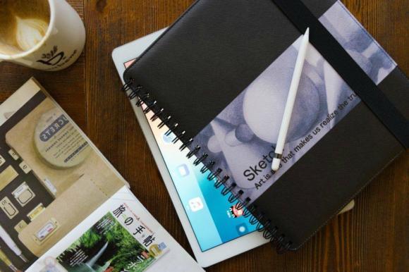 sketchbookcase