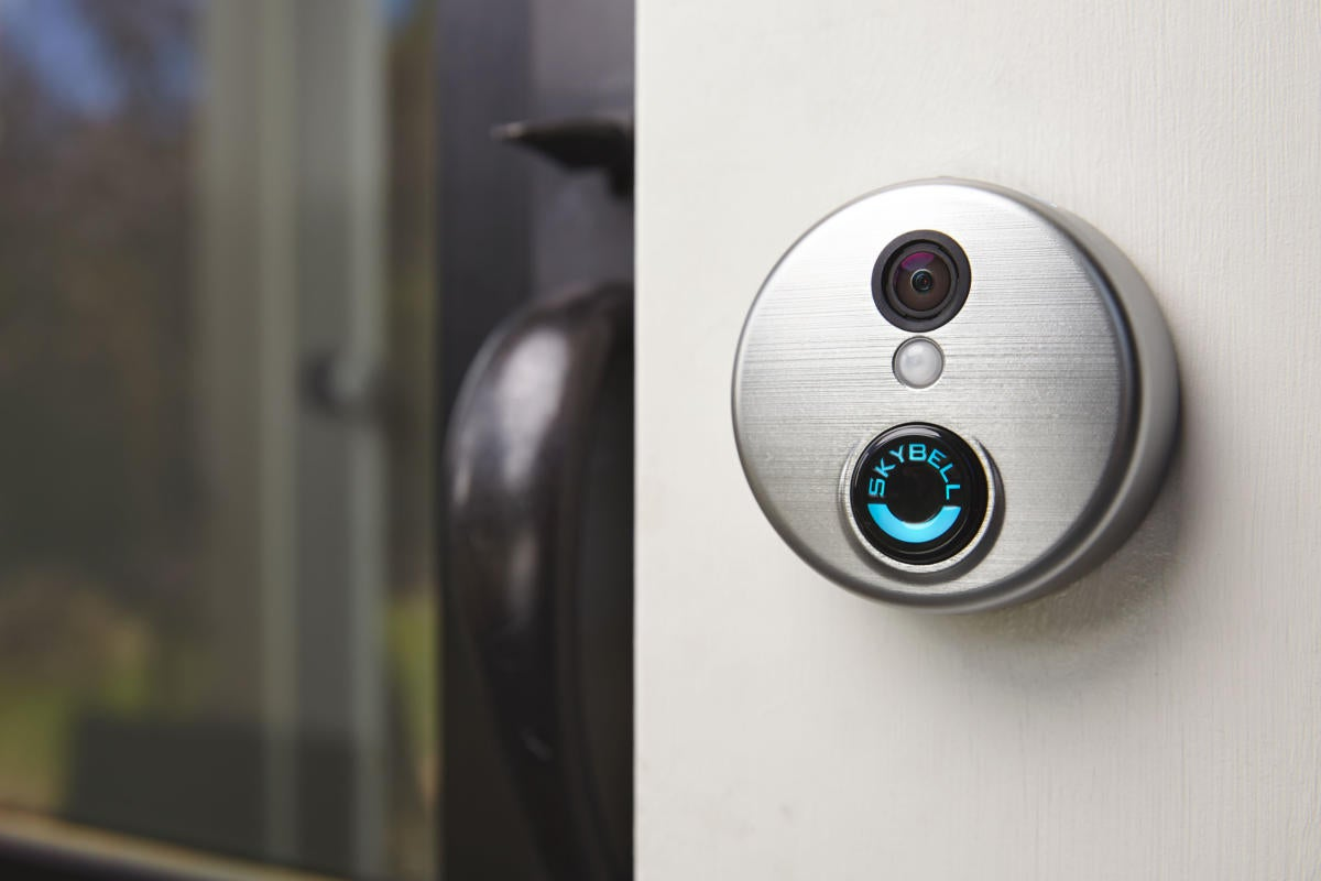 Related & SkyBell HD the best video doorbell so far | Network World