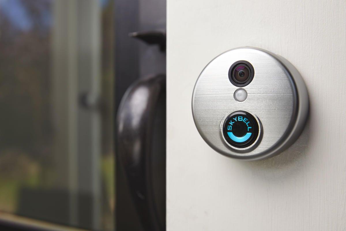 Skybell Hd The Best Video Doorbell So Far