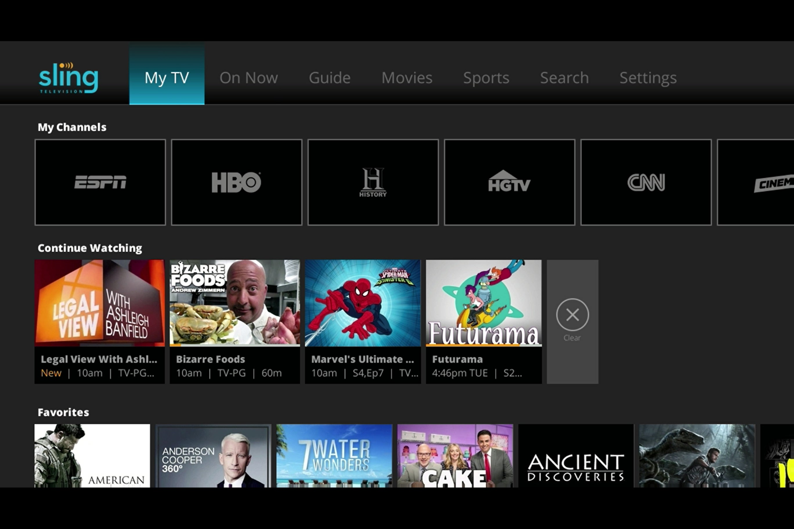 Sling TV misleads cord cutters with its