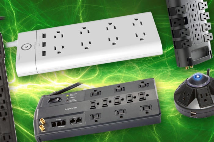 Power Strip Adapters Set of 10