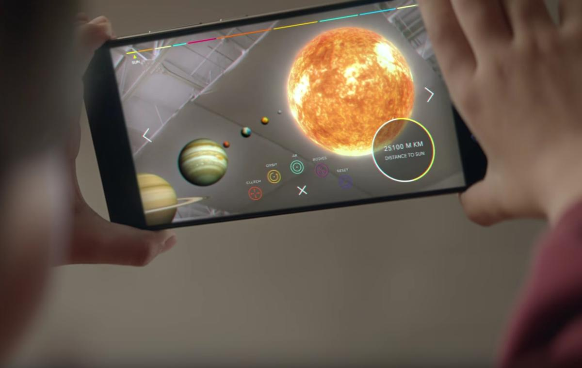 Google releases SDK for augmented reality apps on Android