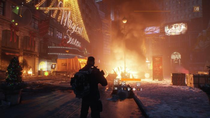 the division cleaners