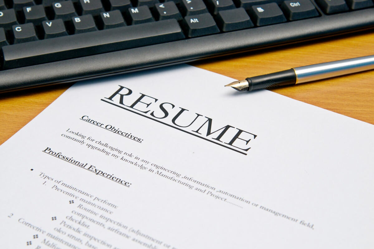 CIO resumes: 6 best practices and 4 strong examples