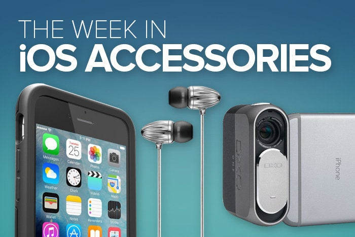 photo image The Week in iOS Accessories and Cases: A new camera for Apple HomeKit