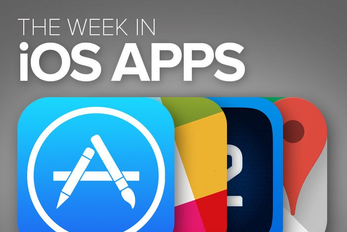 The Week in iOS Apps