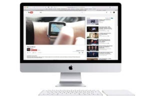 youtube on imac