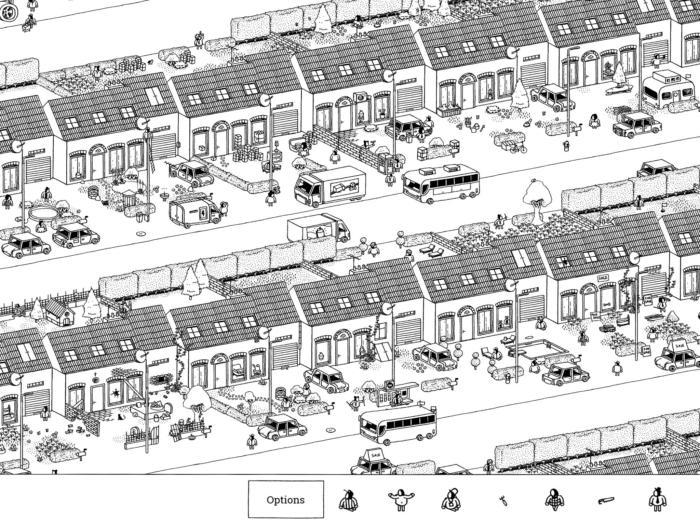 ysp hiddenfolks suburbs