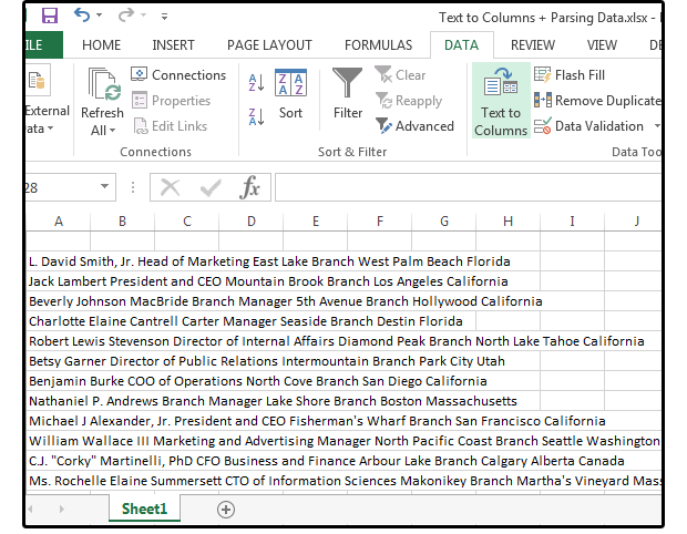 Excel tutorial: How to import and parse complicated data | PCWorld