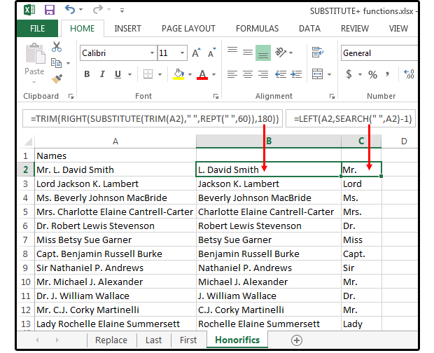 Excel functions: 7 ways to use Text functions to manage data