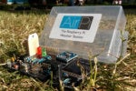Environmentally-friendly Raspberry Pi projects