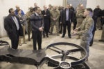 US Army shows off its 'hoverbike' delivery drone