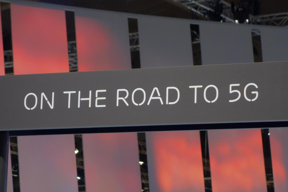 on the road to 5g