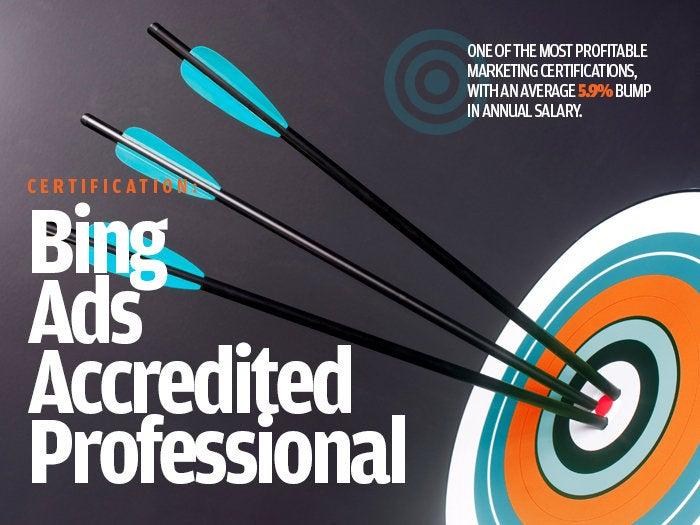 1 bing ads certification