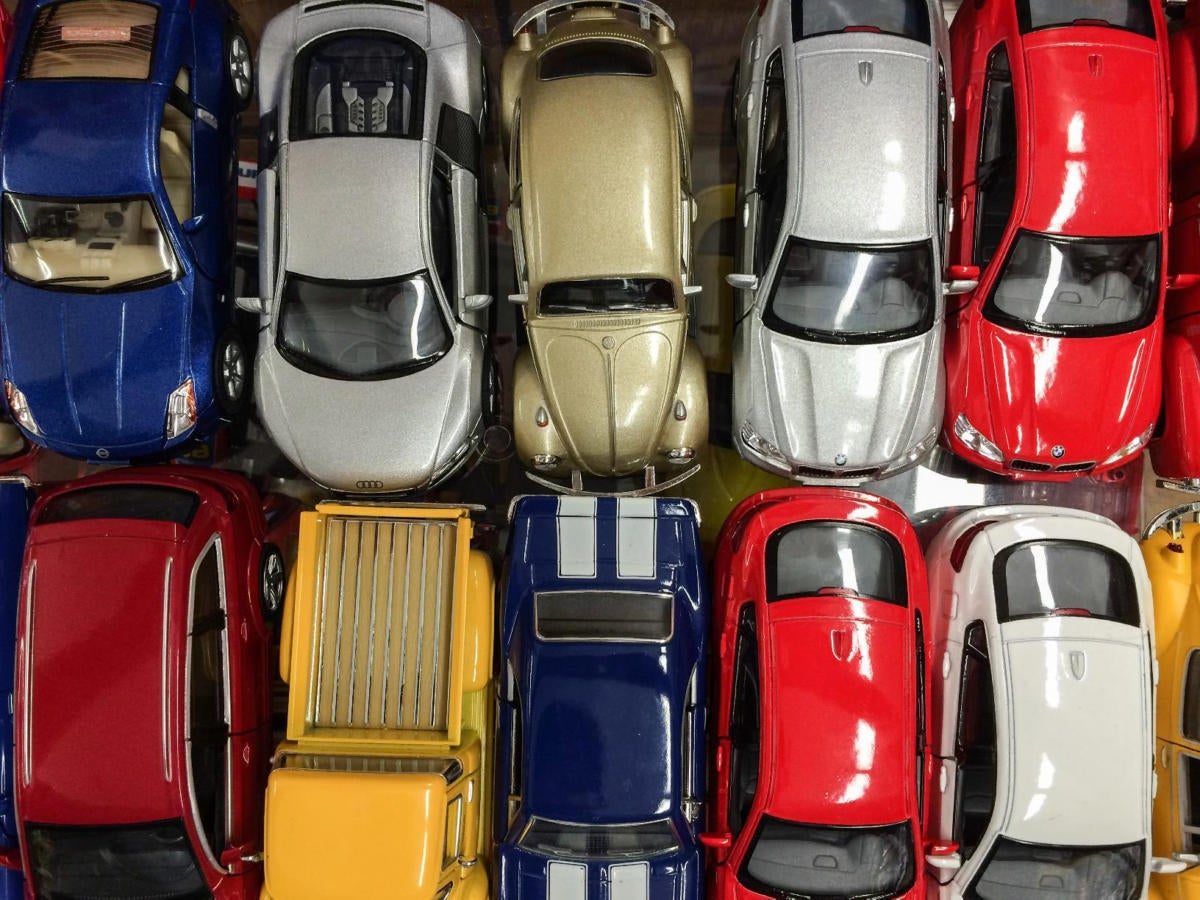 20160326 toy cars automotive stock image