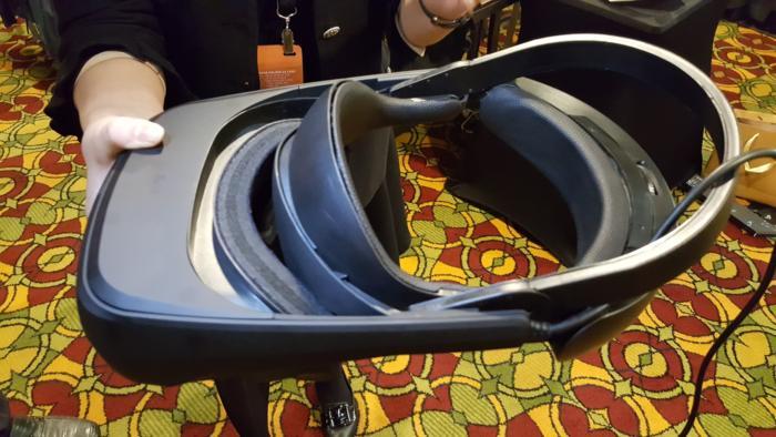 LG VR headset