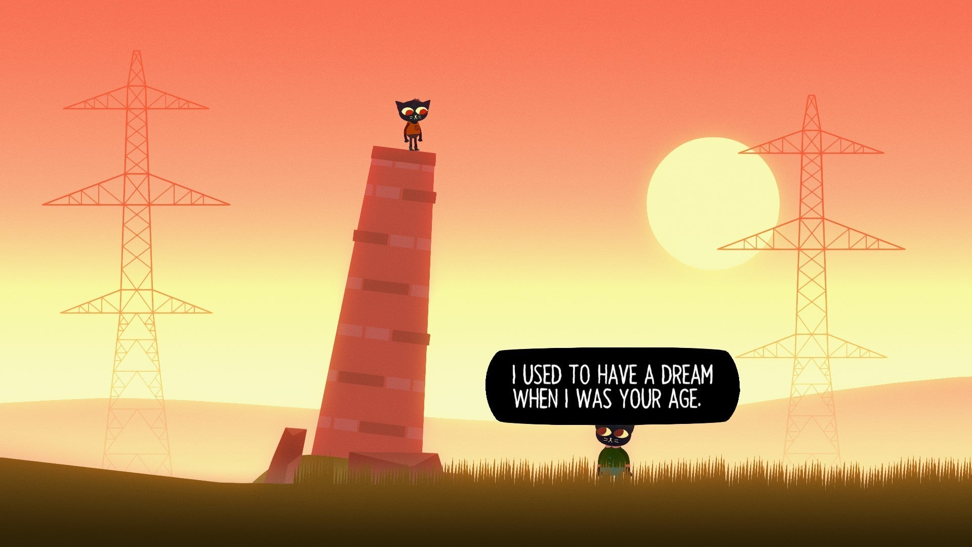 Night In The Woods Review Small Moments And Bruce Springsteen