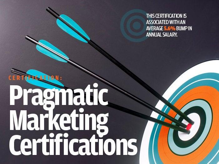 Pragmatic Marketing Certifications