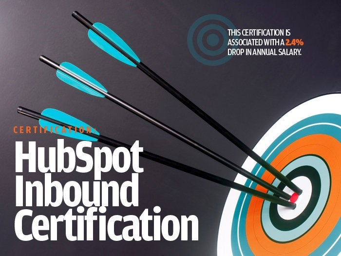 HubSpot Inbound Certification