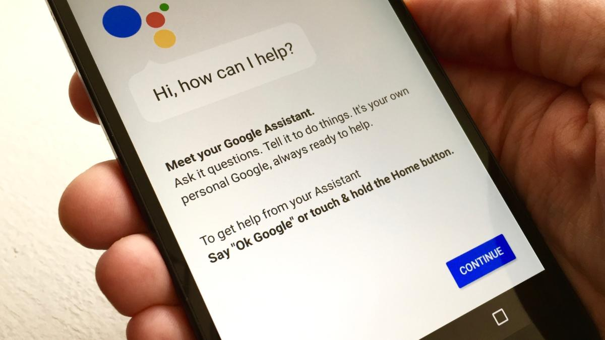 Google offers voice and language SDK for Google Assistant