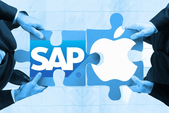 SAP and Apple partnership